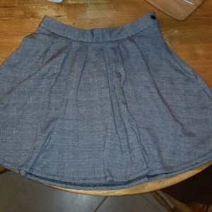Checkered Skirt!